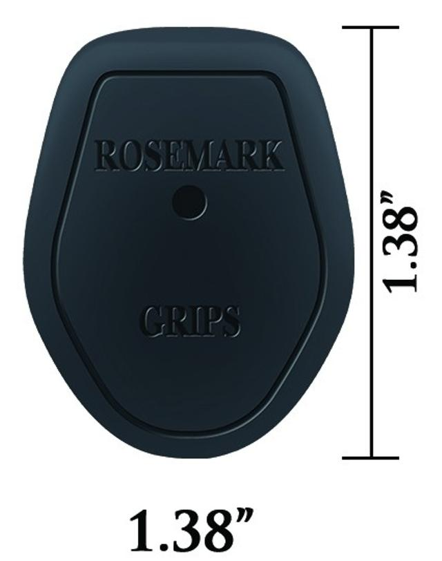 Rosemark 1.38 - 13 inches 60 grams