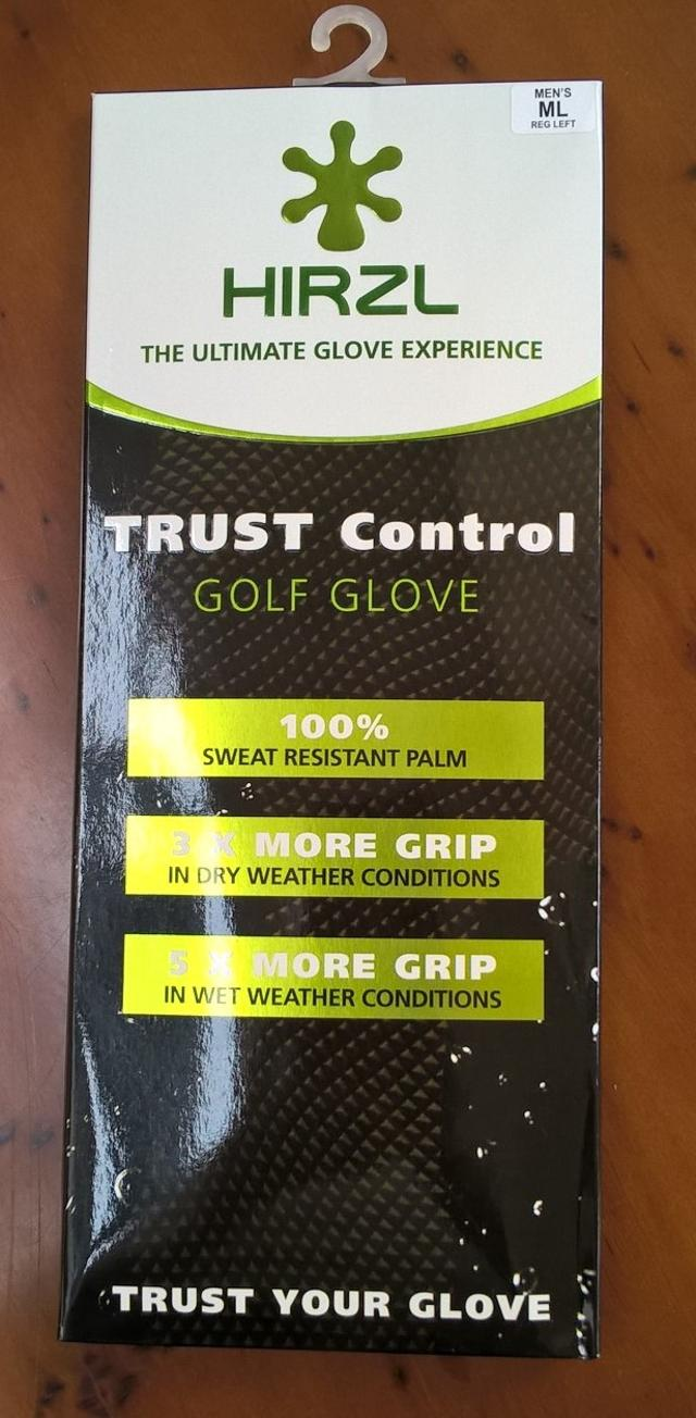 Hirzl Glove Mens