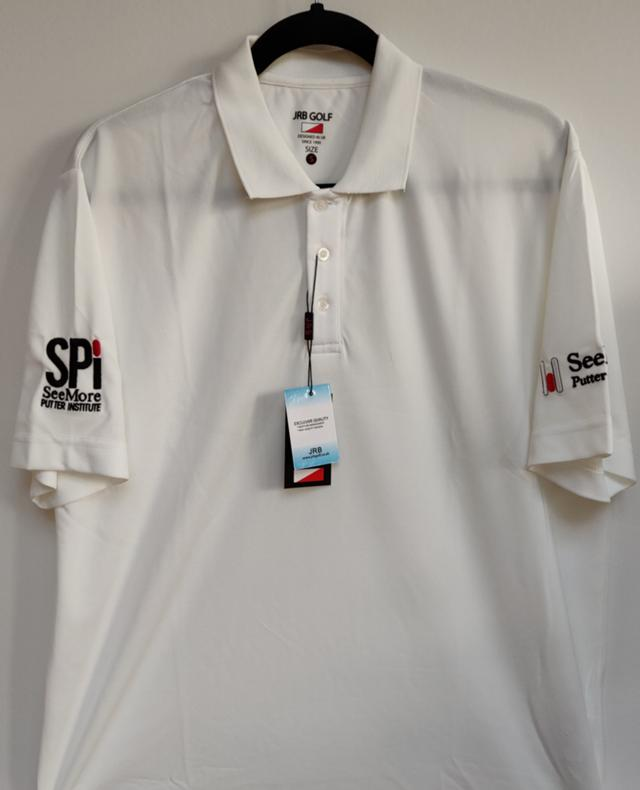 SeeMore Golf Shirt Small