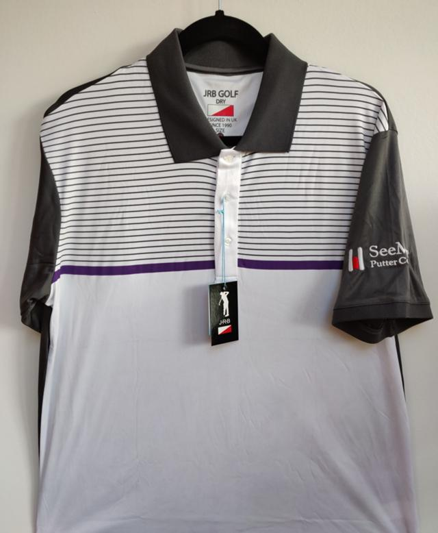 SeeMore Golf Shirt Large