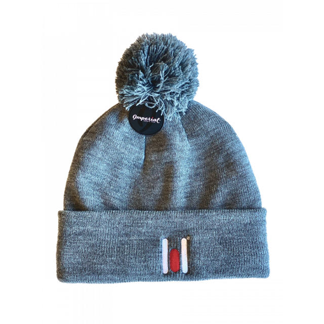 Beanie Hat with Bobble